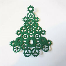 metal christmas tree cutting dies stencil scrapbook paper craft craft gift diyUO