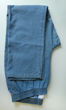 Neu: Jeansleggings jeggings jeans gummizugbund helles Blau Gr 46 (48) gewaschen