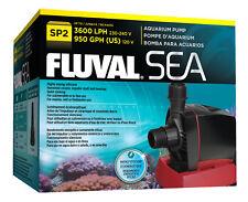 Fluval SP-Pumpen - Strömungspumpe - Meerwasseraquarien Pumpe - SP2 - 3.770 l/h