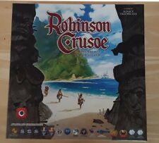 Robinson Crusoe Adventures on the Cursed Island Board Game Complete