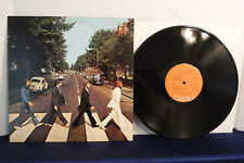 The Beatles, Abbey Road, Capitol Records SO 383, 1976, Psych Rock