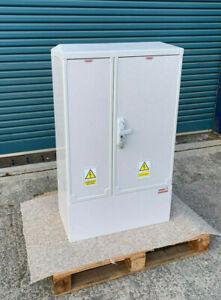 GRP Electric Enclosure, Kiosk, Cabinet, Meter Box, Housing (W660, H1064, D320)mm