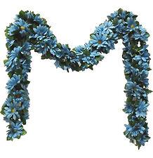 Daisy Garland ~ MANY COLORS ~ Silk Flowers Wedding Arch Chuppah Centerpieces