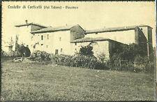 1920 - Corticelli (val Tidone) - Castello