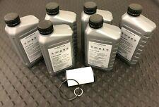 New Genuine Volkswagen Audi Seat Skoda DSG Service Kit 6 Litres Oil Filter Plug
