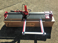 1000mm Electric/Manual Tile Cutter