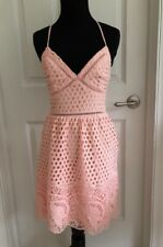 NWT Abercrombie & Fitch Womens Pink Dress Size XS
