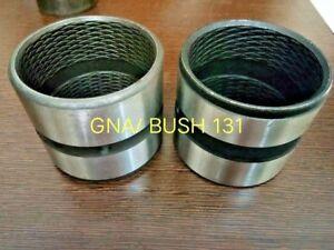 Jcb Backhoe Part No. 809/00131 Bush Bearing Liner Dim. 60X70X62Mm 2 Pcs.
