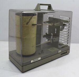 Oakton WD-37250-20 Hygrothermograph Rotating Chart Recorder Acrylic Long Cycle