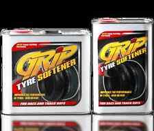 Grip Tyre Softener 1LT NEW FORMULA brisca orci saloons ministox mini f2 hotrod