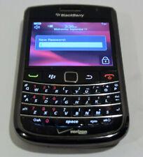 BlackBerry Bold 9650 (Verizon) Black Smartphone 3.2MP Camera Qwerty
