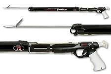 Imersion Carbon Speargun 120CM Railgun 18mm Bands Spring Stainless Shaft  *NEW*