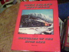 Rock Island Westward volume One, Memories of the High Line by Thos R. Lee tc3