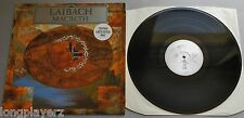 Laibach - Macbeth UK 1989 Mute Records LP with Limited Edition Print