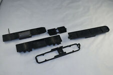 Lot of 4 Engine and Tender Frames Ho Scale Train Model Athearn