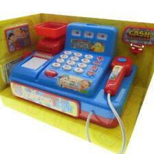 Electric Cash Register Kids Toy Simulated Money Vending Machine Pretend Toys