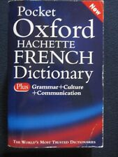 Pocket Oxford-Hachette French Dictionary [Paperback] Correard, Marie-Helene