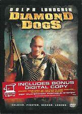 Diamond Dogs ~ Dolph Lundgren ~ New Sealed DVD + Digital Copy ~ FREE Shipping