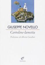 9788877683793 Cartoline-lametta - Novello Giuseppe