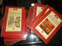 ROMA tascabile Lotto di 35 libri Newton Compton storia di Roma antica impero etc