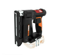 "WORX NITRO WX843L.9 20V 3/8"" Cordless Crown Stapler with Air Impact - Tool Only"