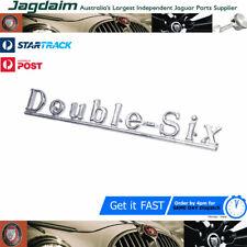 New Jaguar Daimler Series 1 & 2 Double-Six Boot Badge BD38469