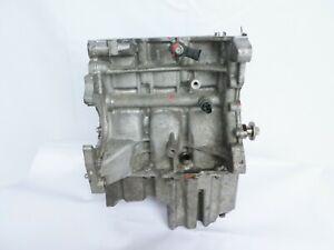 (Motor) Motorblock komplett Toyota Yaris II 2 P9 1.0 51 kW 1KR-FE (88) mit Video