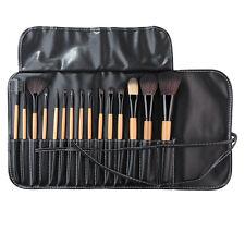 Professional 15 Pcs Soft Makeup Brushes Cosmetic Kits Set Foundation Powder Tool