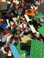 Lego 1-99 Pounds LBS Parts Pieces GENUINE Huge Bulk Lot