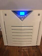 Alen Electrostatic A375 Uv Air Cleaner Purifier Kj25Fr-H 120V W/ Filter
