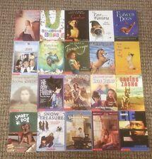 Lot of 20 SCHOLASTIC Children's Chapter Books RL4 - RL6 Dogs Historical MORE