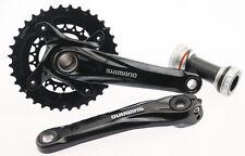 Shimano Deore FC-M627-B Double 2x10 Speed MTB Bike Crankset BB 36/22T 170mm NEW