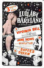 "Lullaby of Bareland Burlesque Movie Poster  Replica 13x19"" Photo Print"