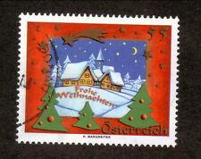 Austria--#2033 Used--Christmas--2005