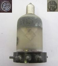 WWII 1943 ORIGINAL GERMAN LUFTWAFFE TELEFUNKEN VACUUM PENTODE RADIO TUBE BAL716