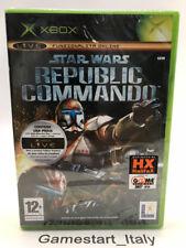 STAR WARS REPUBLIC COMMANDO - XBOX - VIDEOGIOCO NUOVO - NEW SEALED PAL VERSION