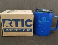 RTIC Coffee Cup with Lid - Blue