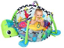 Baby Toy Gym Mat Play Rug Musical Carpet Crawling Mat Play Gym Blanket Ball Pit