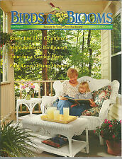 Birds & Blooms June July 1997 Roses Just Like Grandma's/Birdhouses/Garden Party