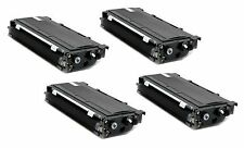 NON-OEM 4 PK TONER CARTRIDGE FOR BROTHER TN-350 FAX 2820 2920 MFC-7250