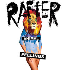 Rafter Animal Feelings Vinyl LP Record! & MP3! indie rock! asthmatic kitty! NEW!