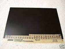 Fiat 127_Reparatur_Handbuch_Karosse_Mikrofilm_Microfich