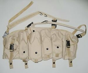 New Tactical Chest Pouch Desert Tan--Airsoft
