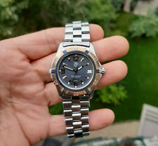 TAG Heuer Professional 2000 Series Steel And Rose Gold Watch Ref WN1151