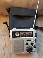 Eton FR300, Emergency Crank Weather Radio AM/FM/NOAA/TV-VHF