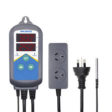 INKBIRD 240V ITC-306 Temperature Controller Timer Temp heater thermostat Snakes