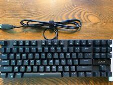 AUKEY Mechanical Keyboard USB Wired Gaming Keyboard