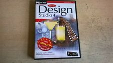 Serif Design Studio 4 SE-PC CD-ROM Grafik, Animation & illustration Software
