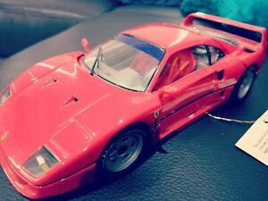 Franklin Mint COLLECTORS VINTAGE 1/24 Scale Car Ferrari F40