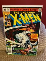 Uncanny X-Men #140 VF Newsstand Alpha Flight Disbands Chris Claremont John Byrne